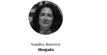 Sandra Barrera. Abogada. Nueva legislación sobre animales domésticos