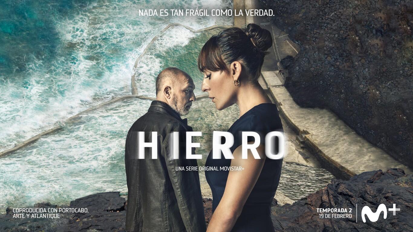 'HIERRO', DE ORIGEN CANARIO